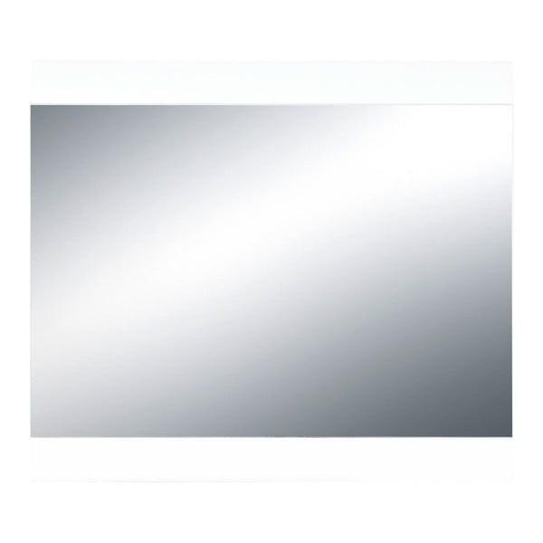 Bílé nástěnné zrcadlo Germania Malou
