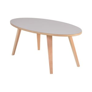 Konferenční stolek Garageeight Arvika, délka114cm