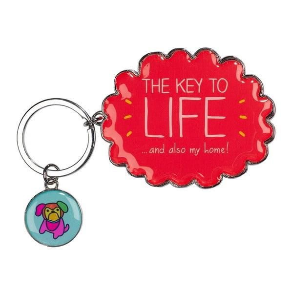 Klíčenka Happy Jackson Key To Life
