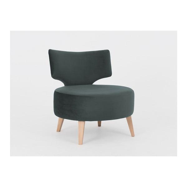 Flippin sötétszürke fotel - Costum Form