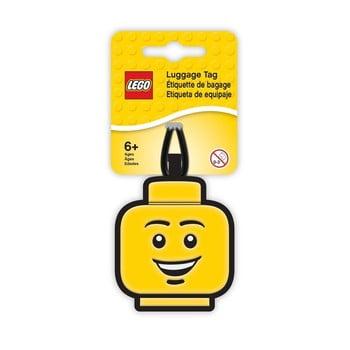 Etichetă pentru bagaje LEGO® Iconic Boy de la LEGO®