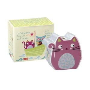 Kasička v dárkovém boxu Cat