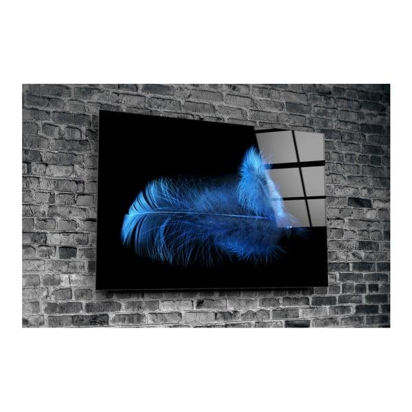 Tablou din sticlă Insigne Anouck, 110 x 70 cm