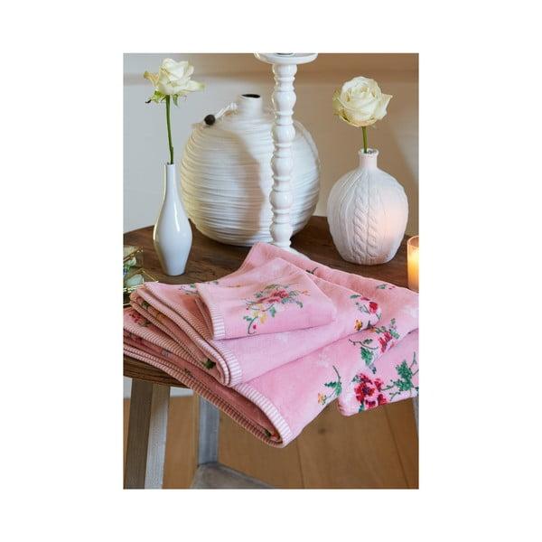 Mycí žínka Granny Pip Studio Pink