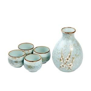 Porcelánový set na saké Soshun
