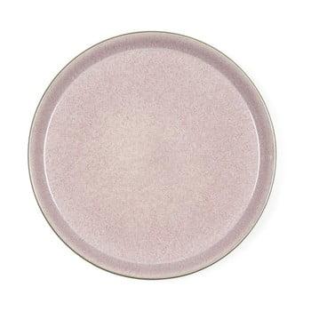 Farfurie adâncă din ceramică Bitz Mensa, diametru 27 cm, roz pudră de la Bitz