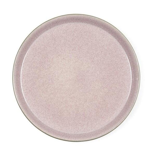 Farfurie adâncă din ceramică Bitz Mensa, diametru 27 cm, roz pudră