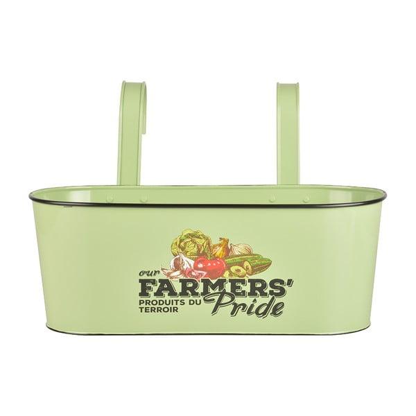 Závěsný truhlík na květiny Farmer's Pride