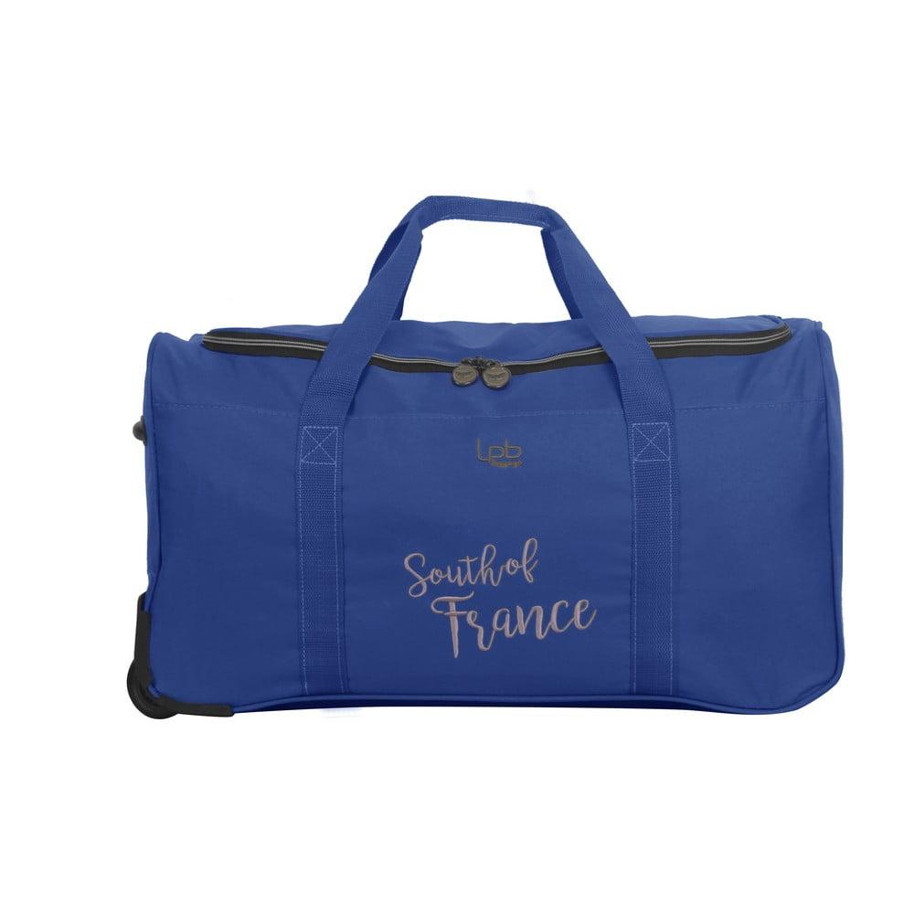 Modrá cestovní taška LPB Mila, 45l