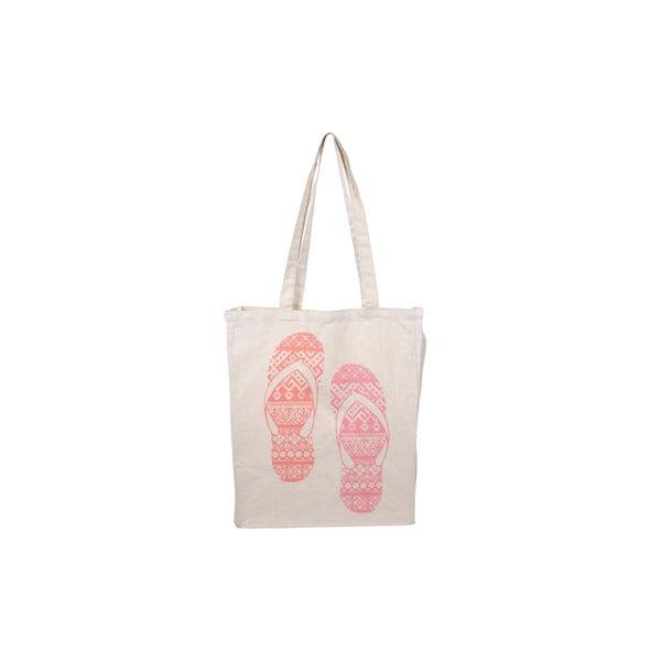Plátěná taška Tri-Coastal Design Flip Flop