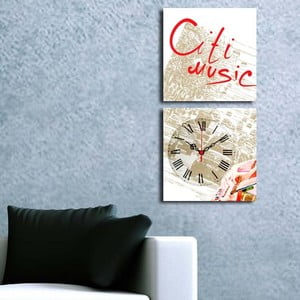 Obrazové hodiny Citi Music