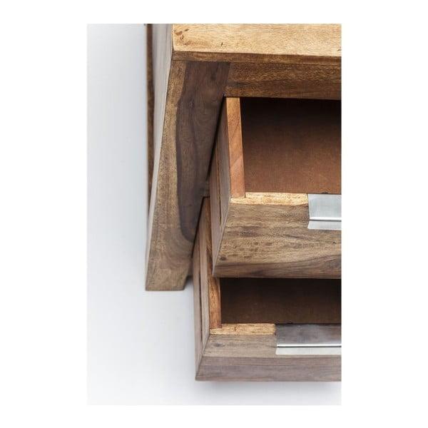 Dřevěný TV stolek Kare Design Authentico