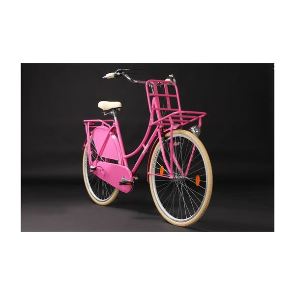 "Kolo Tussaud Bike Pink, 28"", výška rámu 54 cm"