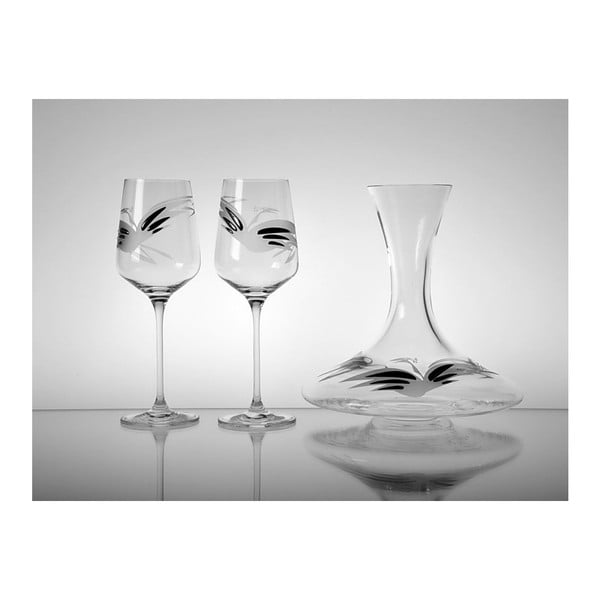 Decanter set Fénix
