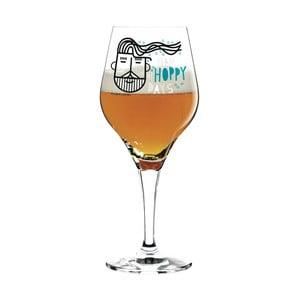 Set sklenice na pivo a 5 podtácků Ritzenhoff Hoppy, 560ml