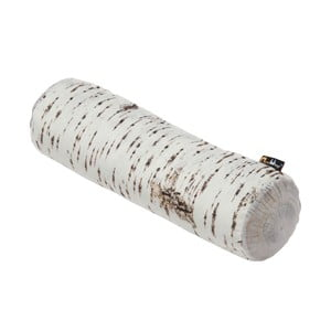 Polštář MeroWings Birch Log, Ø 16 cm