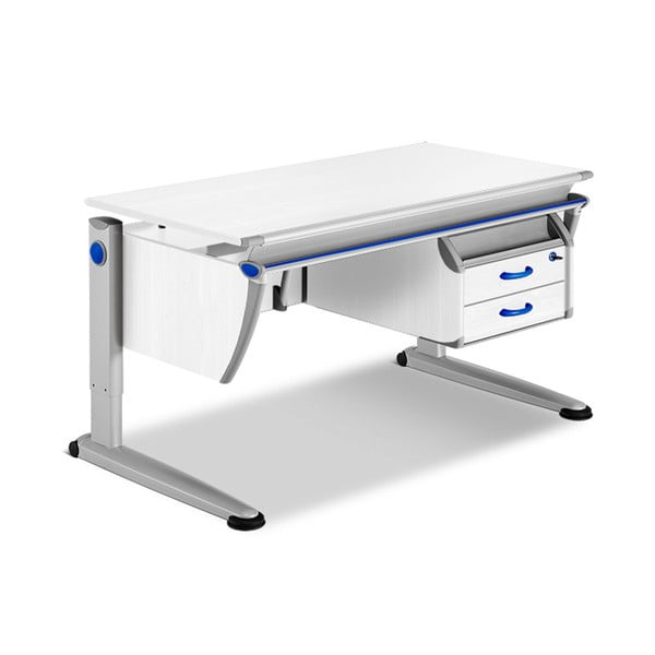 Rostoucí dětský stůl Booster Comfort, bílý