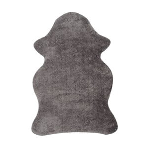 Blană artificială Tegan, 121 x 182 cm, gri