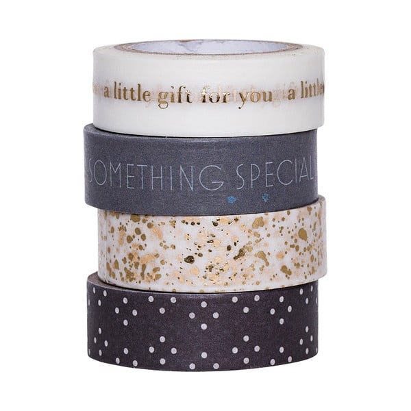 Sada 4 washi pások Bloomingville Little Gift