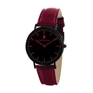 Vínovočerné dámské hodinky Black Oak Crown