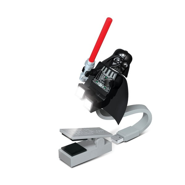 Star Wars Darth Vader USB olvasólámpa - LEGO®