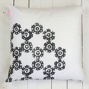 Bavlněný povlak na polštář Happy Friday Warming, 50 x 50 cm