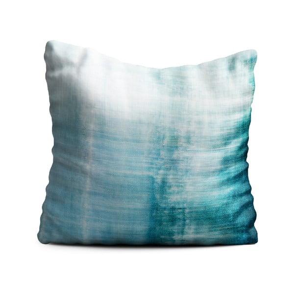 Oceana kék díszpárna, 40 x 40 cm - Oyo home